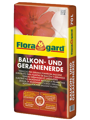 Vrtnarstvo Breskvar - Floragard Potting Soil for Balcony Plants