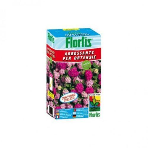 Vrtnarstvo Breskvar - Flortis rdečilo za hortenzije