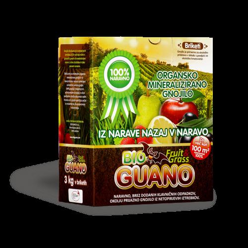 Vrtnarstvo Breskvar - Guano Bio Fruit & Grass